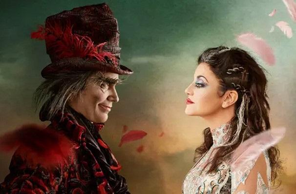 Cirque du Soleil Alegria main characters