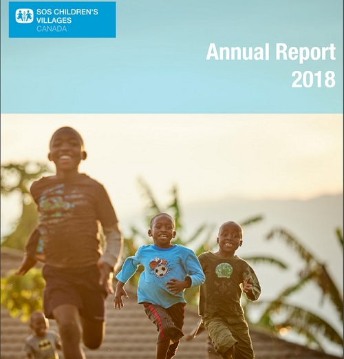 SOS Children's Villages Annual Report 2018