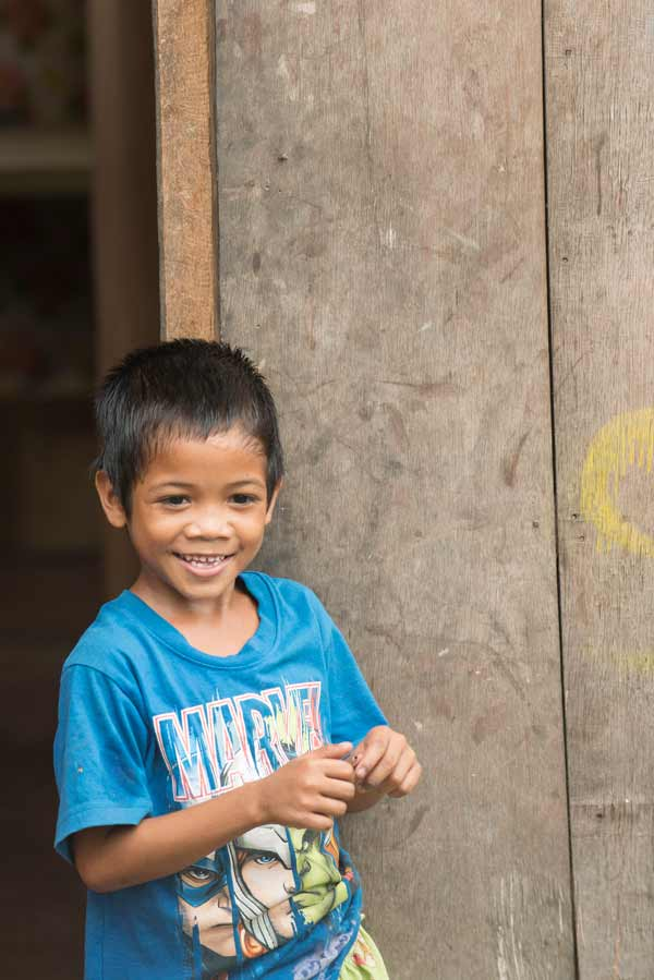 Caring for orphaned children in Tacloban, Philippines