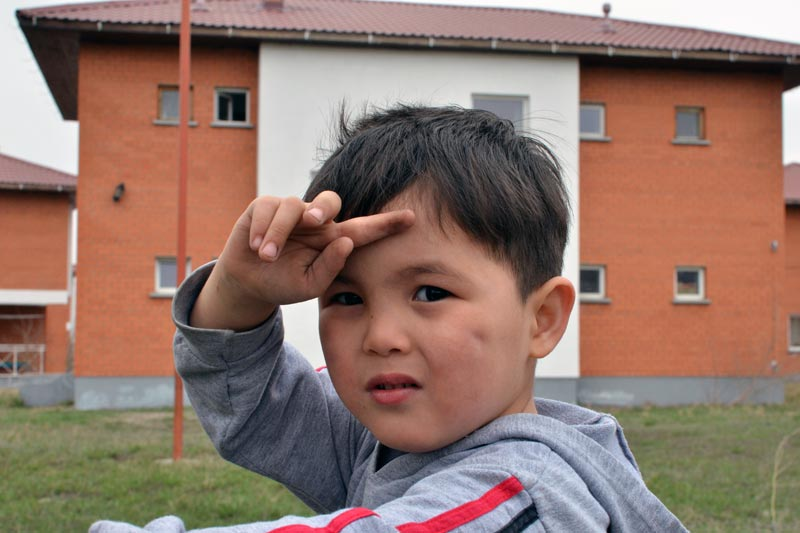 Sponsor a child in Kazakhstan and change a orphaned child's life