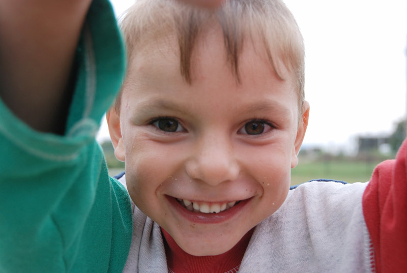 Sponsor a child in Romania