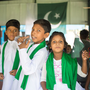 Sponsor a Child in Pakistan