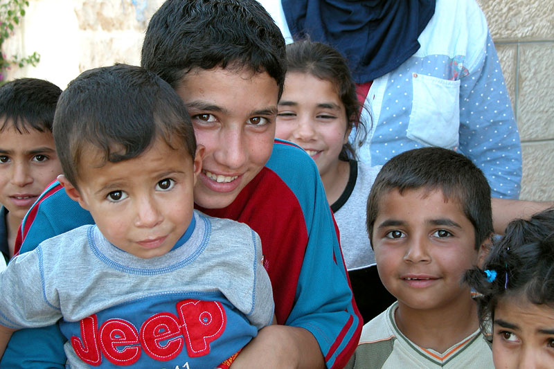 Sponsor a child in Palestine