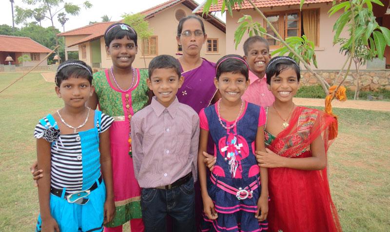 Country Profile: SOS Children's Villages in Sri Lanka