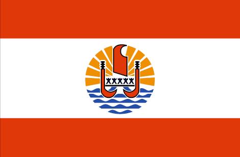 Flag of French Polynesia