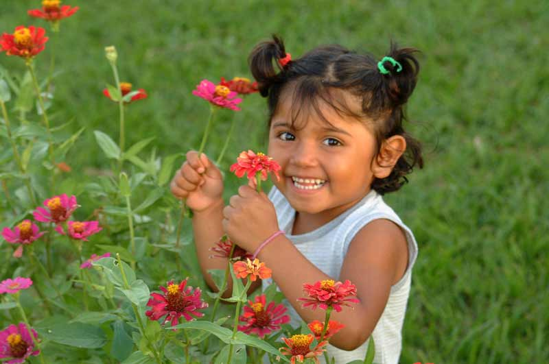 Sponsored child in Paraguay - Sponsor a child in Paraguay today