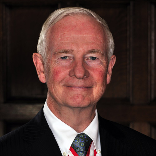His Excellency the Right Honourable David Johnston C.C., C.M.M., C.O.M, C.D., Governor General of Canada