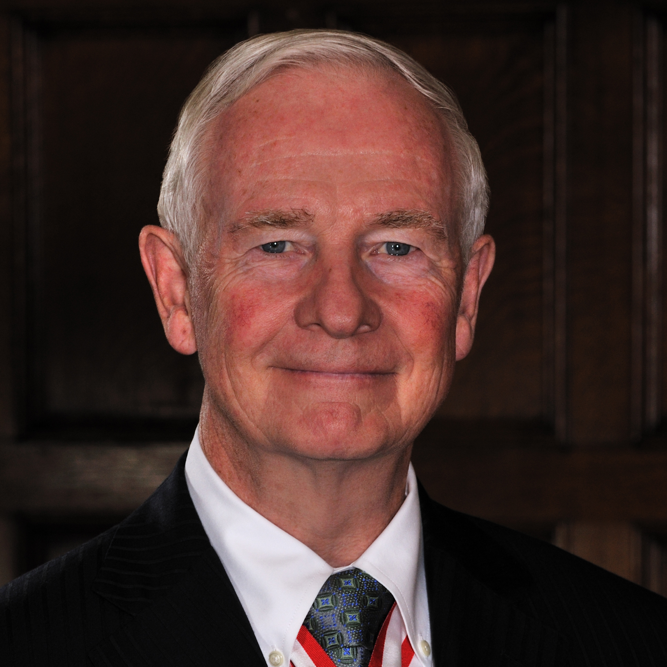 Right Honourable David Johnston C.C., C.M.M., C.O.M, C.D., Governor General of Canada
