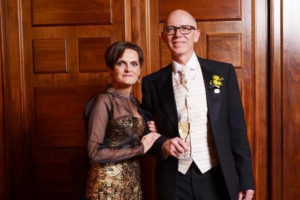 Harold and Ewa Scheer