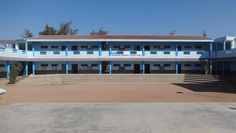 Hermann Gmeiner School in Bhuj, India