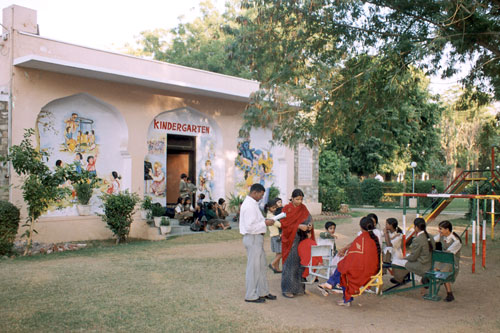 SOS Kindergarten in Jaipur, India