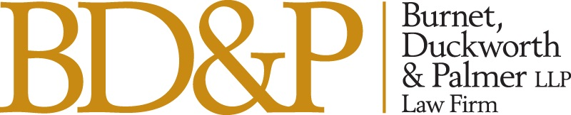 Burnet, Duckworth & Palmer LLP logo