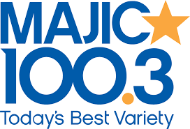 Majic 100.3 FM Radio logo