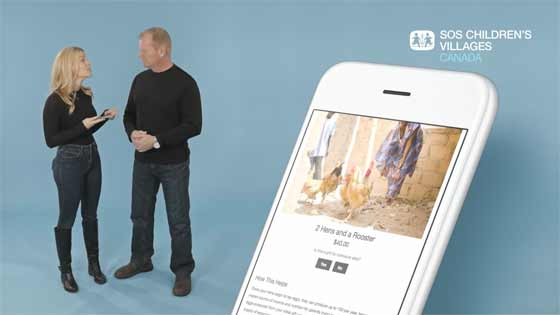 SOS Charity Gifts with Mike Holmes
