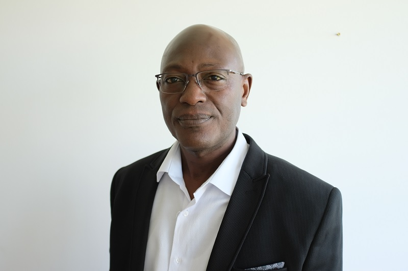 Madougou Mamoudou, Head of Emergency Response for West and Central Africa Region