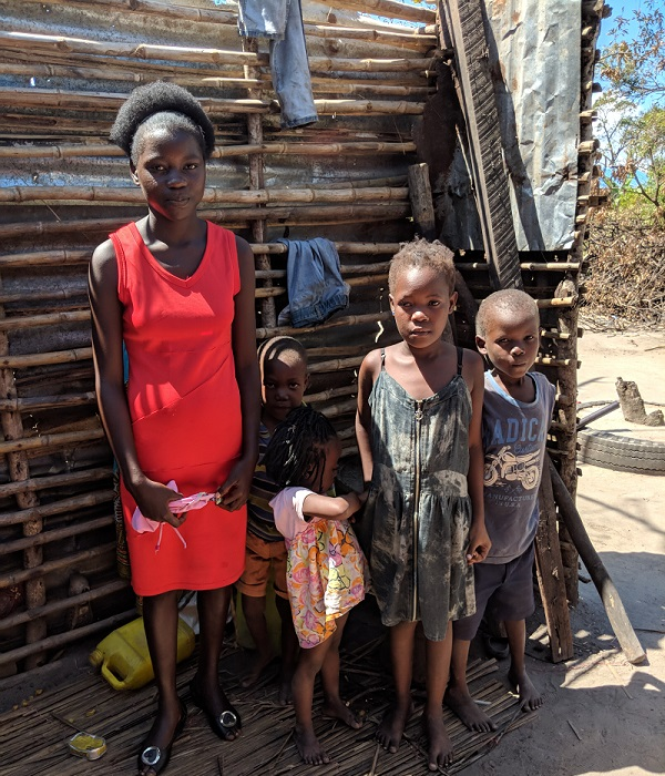 Family struggling after Cyclone Idai
