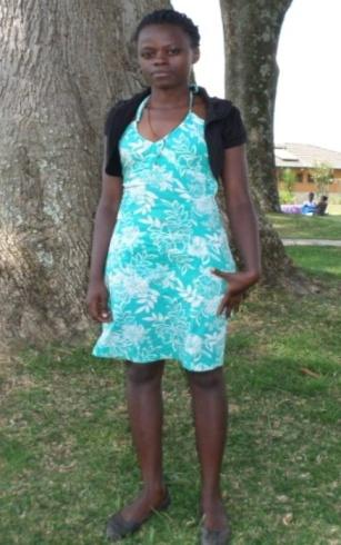 Young woman, Uganda