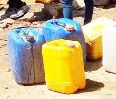 Ethiopia Water Container