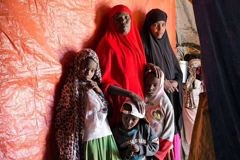 Help children and families in Somaliland