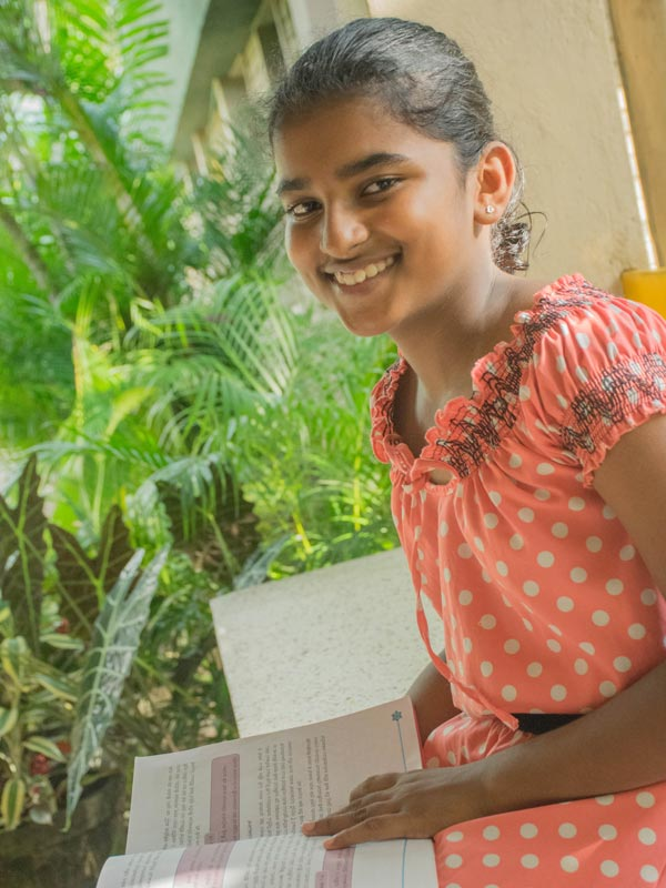 Janani's Story - Giving a Home to Orphaned Children in Sri Lanka
