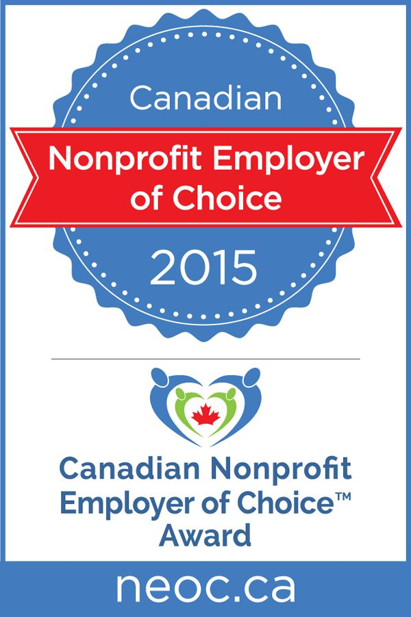 Nonprofit Employer of Choice 2015