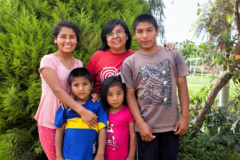SOS Family in Peru
