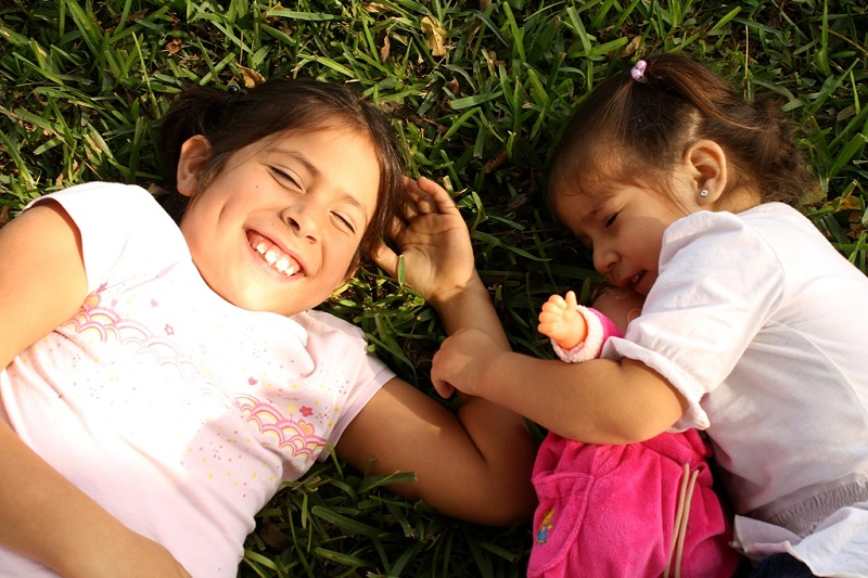 SOS sisters in Peru