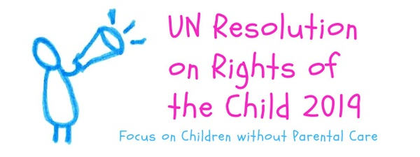 Rights of the Child 2019 logo
