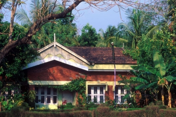 SOS Home in Trichur, India