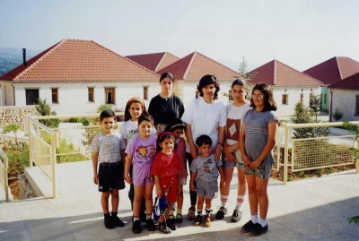SOS family in Lebanon