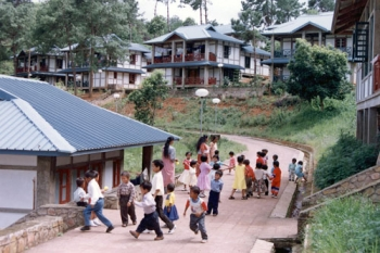 SOS Children's Village in Shillong, India