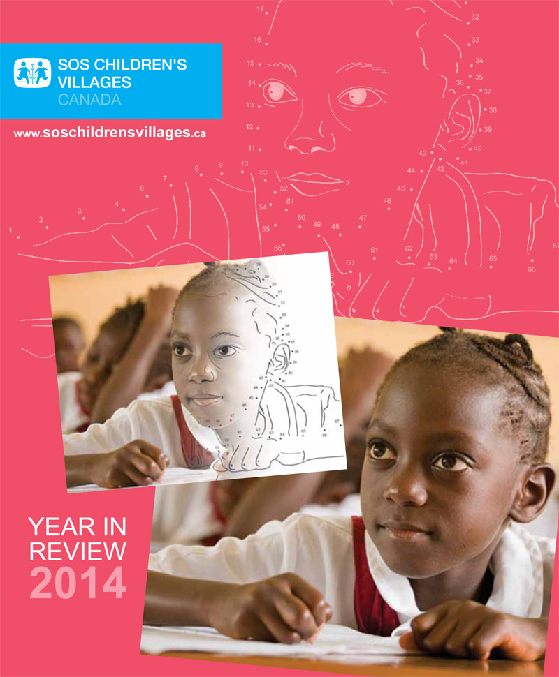 SOS Children's Villages Annual Report 2014