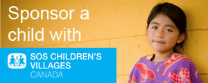 Sponsor a child with SOS Children's Villages