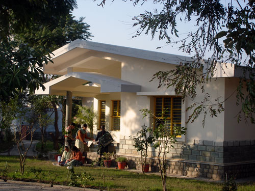 SOS home in Jammu, India