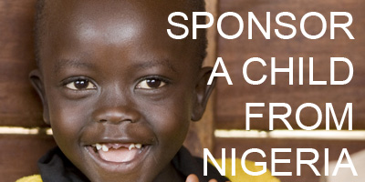 Sponsor a Child from Nigeria