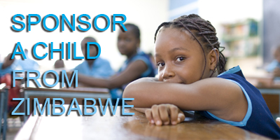 Sponsor a Child from Zimbabwe