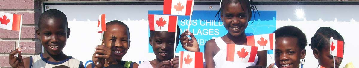 50 years of SOS Children's Villages Canada