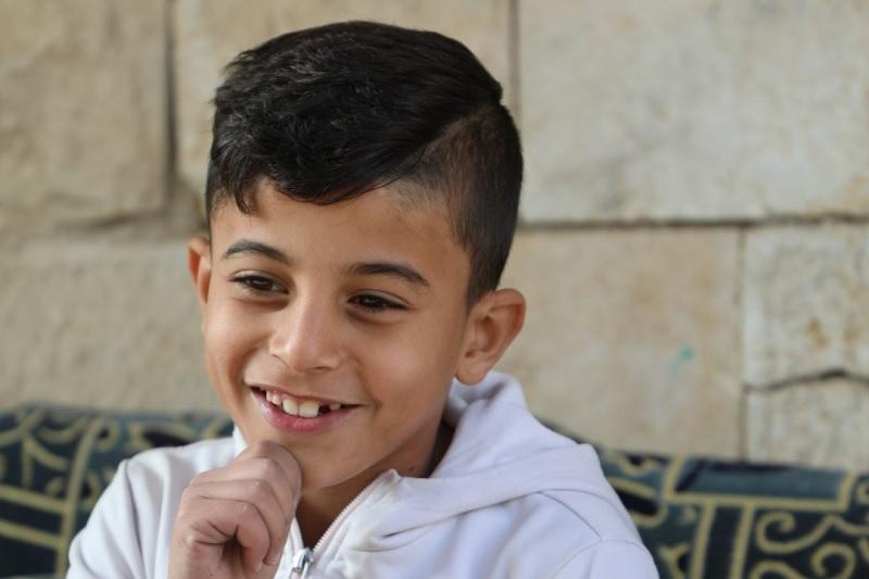 Kareem in Syria