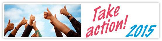 Take Action 2015