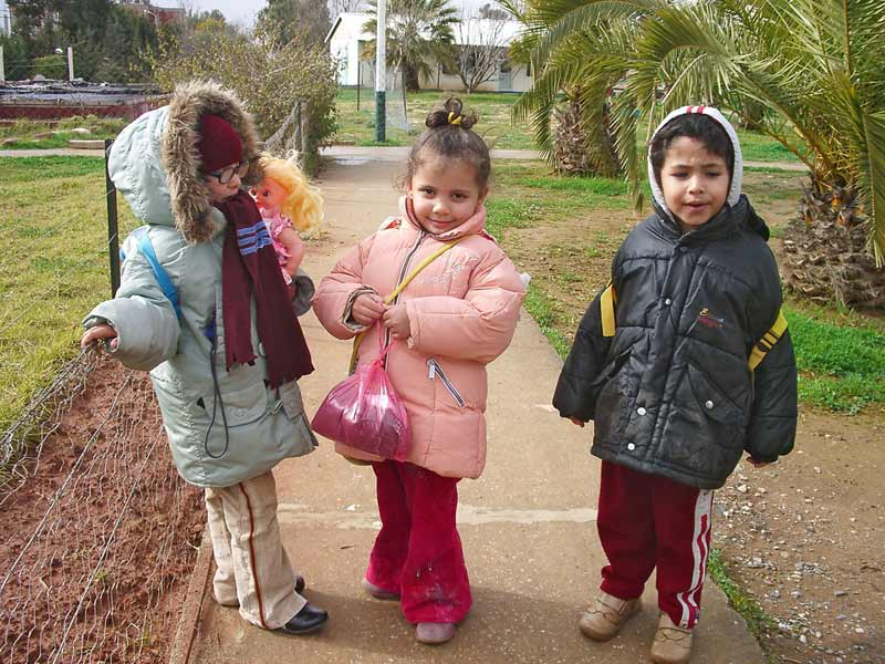 Sponsor a Child in Algeria