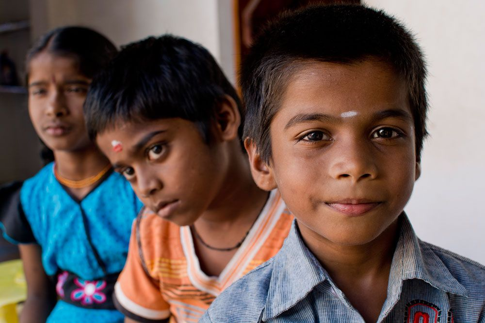 Poverty in India can encourage child marriage