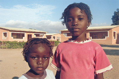 SOS Children's Village in Benguela, Angola