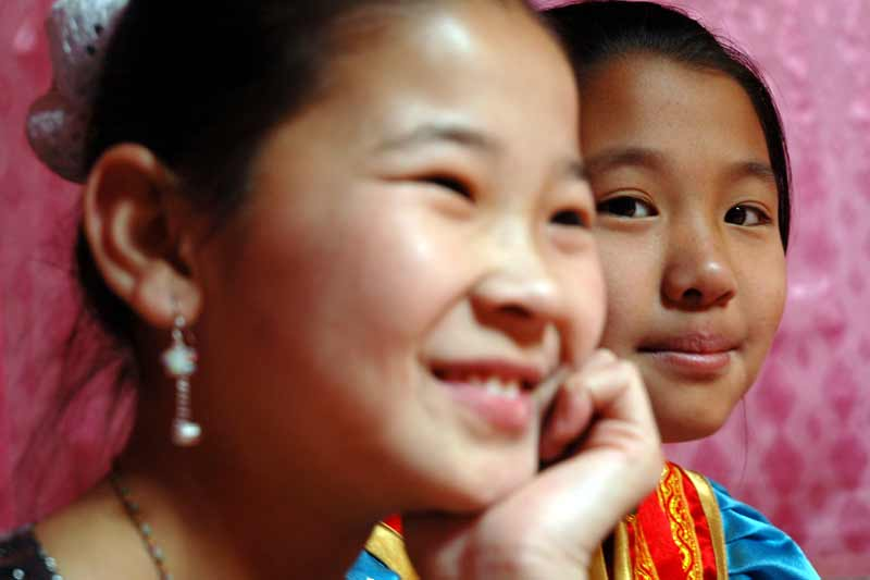 Sponsor a child in Mongolia