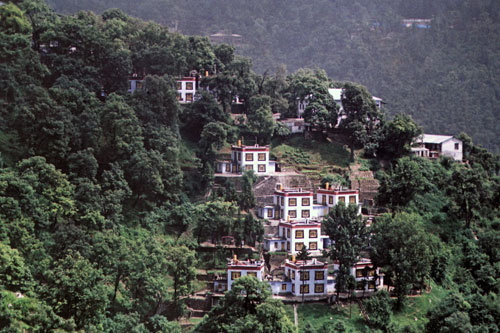 Tibetan SOS Village in Mussoorie, India