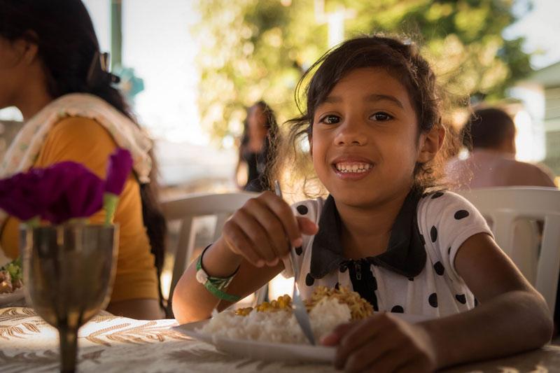 SOS Brazil E.R.P. Young Girl